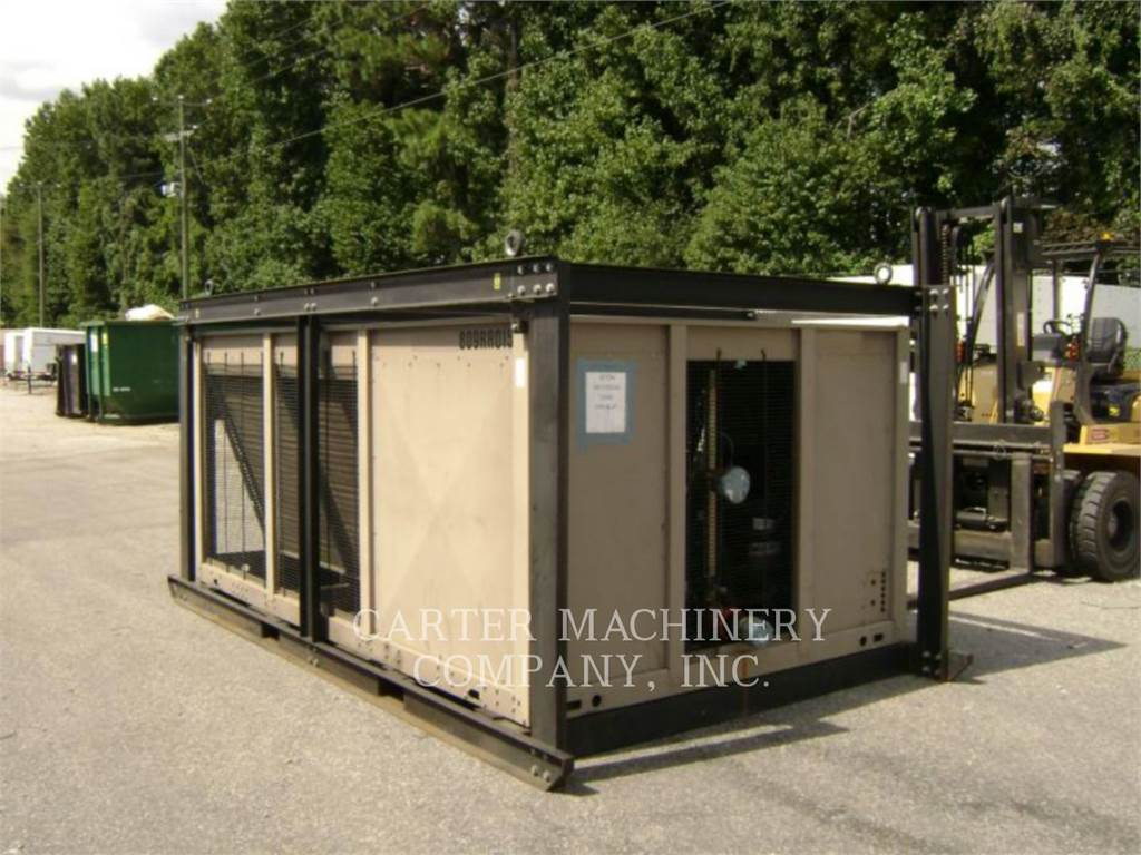 York CHILLER 50TON, Used Ground Thawing Equipment, Construction
