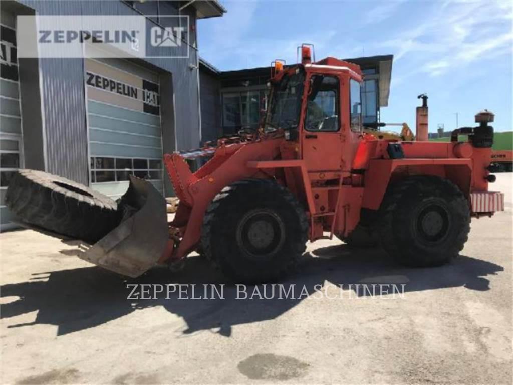 Zettelmeyer ZL1801, Wielladers, Bouw