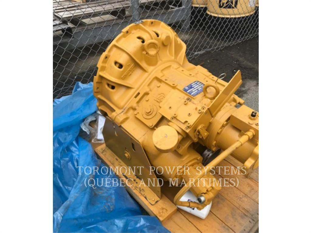 ZF TRANSMISSION ZF-500-1A, Marine Propulsion / Auxiliary Engines, Construction