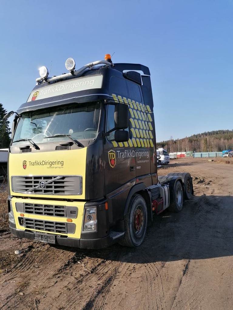 Volvo FH16 550 6X2 FOR PARTS, Transport chassis and suspension, Trucks and Trailers