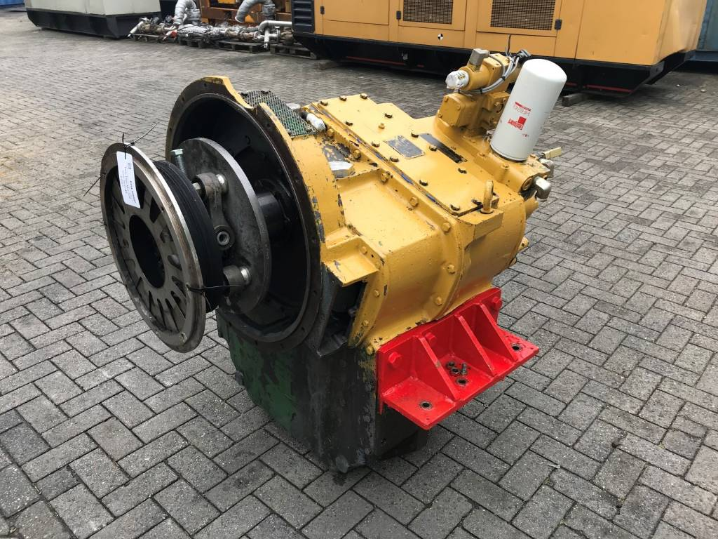 Twin Disc MG 520 Marine Transmission 5:1 - DPH 105507, Transmissions, Construction
