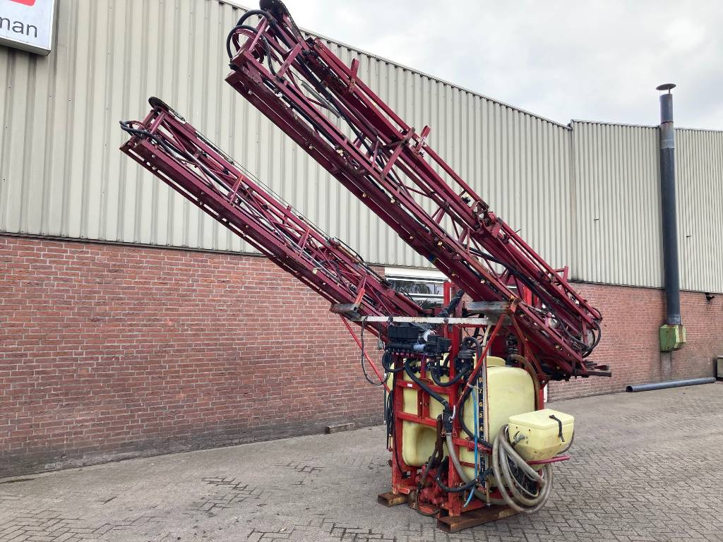 Hardi NK 600, Mounted sprayers, Agriculture