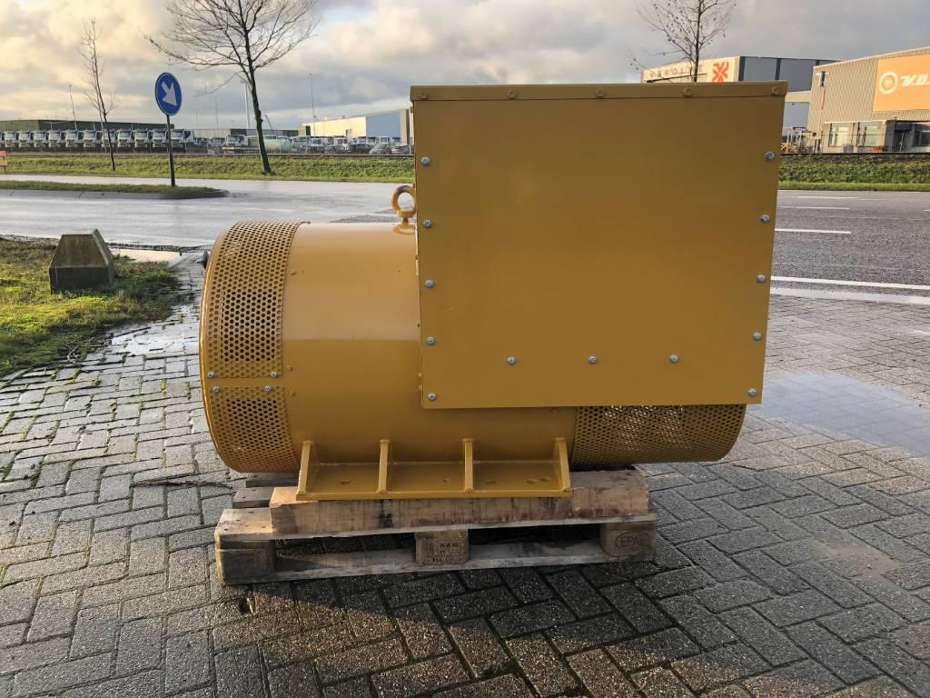 Caterpillar SR 4 B - Gen End - 563 kVa - 592 - Arr.130-3018, Generator Ends, Construction