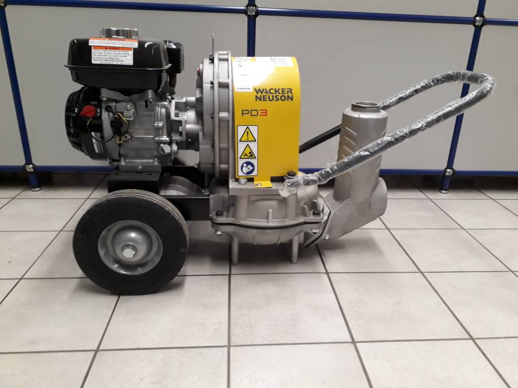 Wacker Neuson PDI 3A(I), Dirty water Pumps, Products