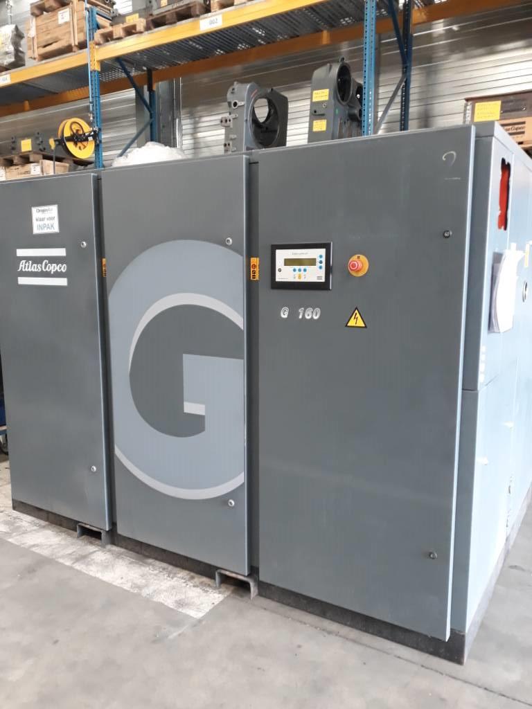 Atlas Copco GA 160, Compressors, Industrial