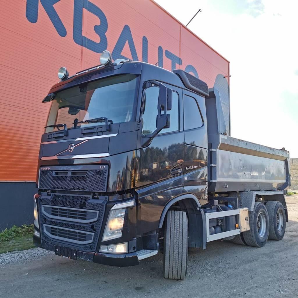 Volvo FH 540 6x4 Full Steel !, Dump Trucks, Trucks and Trailers
