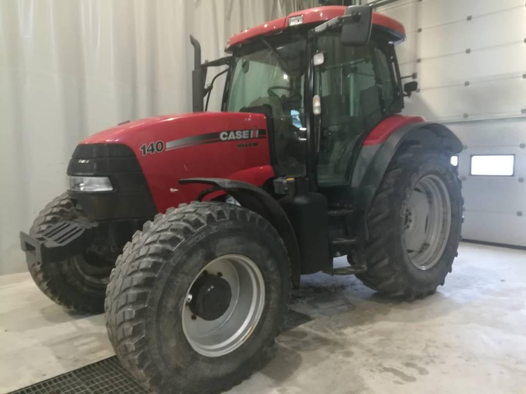 Case IH Maxxum 140 MC, Traktorit, Maatalous