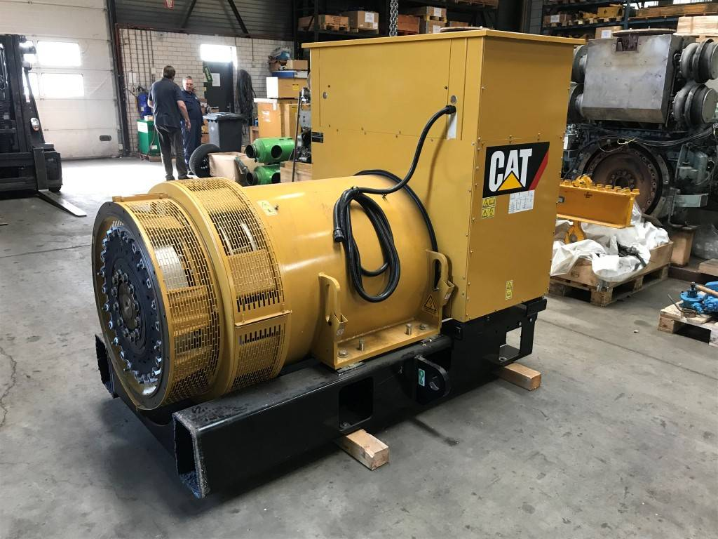Caterpillar Generator End SR 5 - 1360 kW - DPH 104430, Generator Ends, Construction