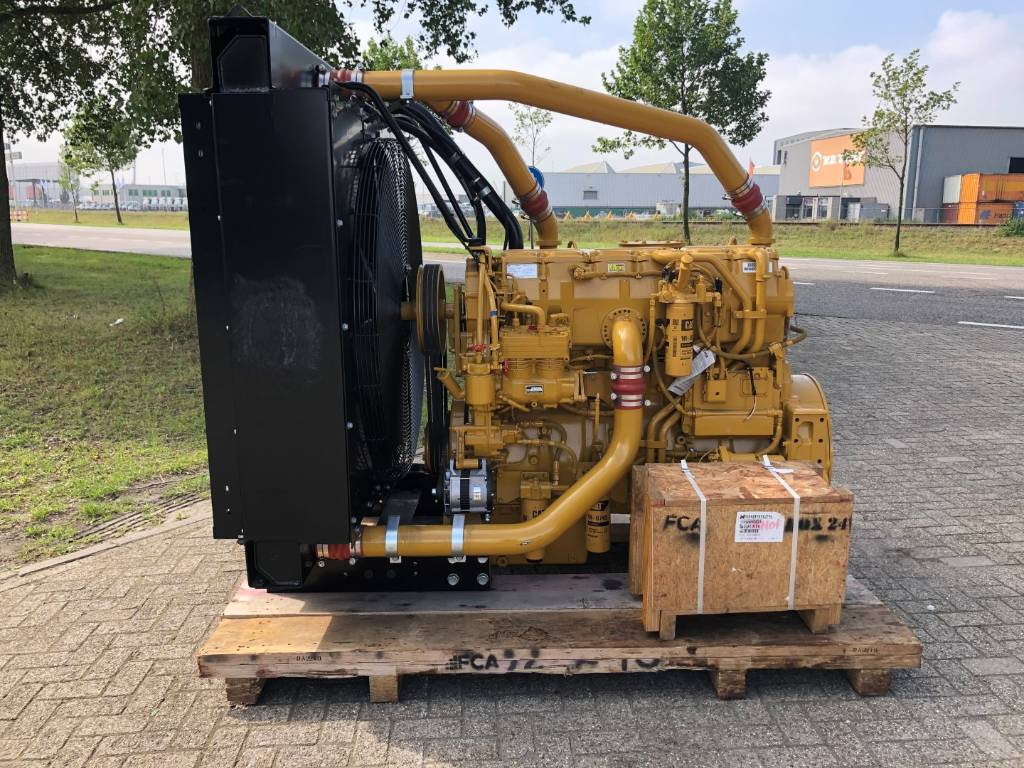 Caterpillar C 18 ATAAC - Industrial Engine - 522 kW - WRH, Industrial Applications, Construction