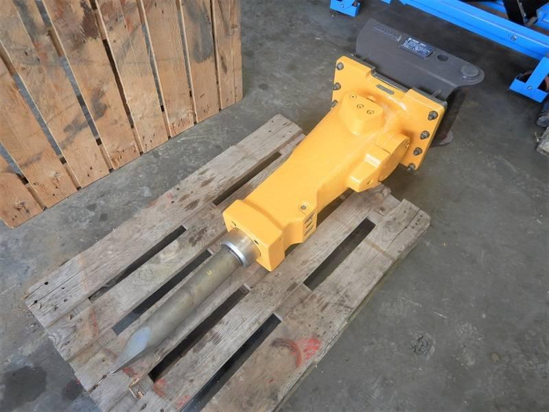 Epiroc SB 302 mit MS08 Adapter, Hammers / Breakers, Construction Equipment