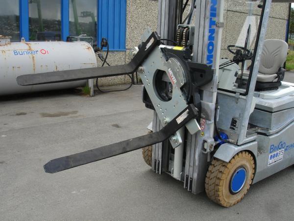 Montini Bingo Zinc 250 - 2,5 t el. truck - 4,85 m LH, Elektriske trucker, Truck