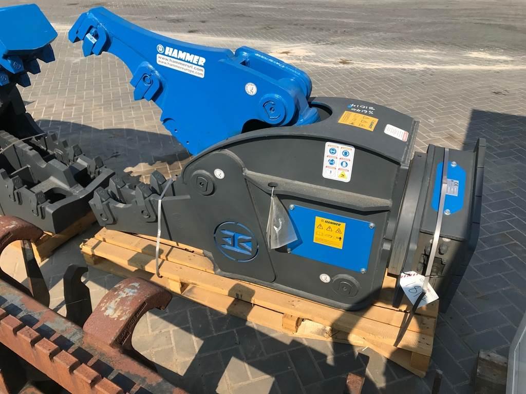 Hammer RK 17 - Hydraulic crusher/Pulverisierer