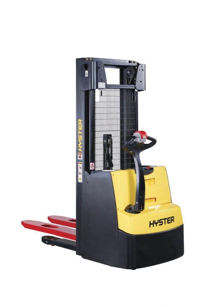 Hyster S 1.4, Pedestrian stacker, Material Handling