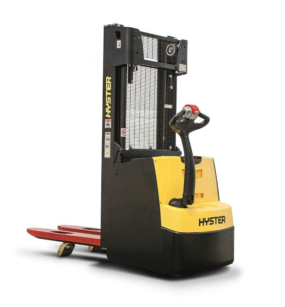 Hyster S 1.4 IL, Pedestrian stacker, Material Handling