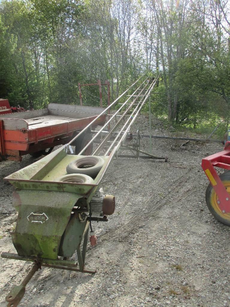 BEFA 12 m. transportør, Hømaskiner, Landbrug