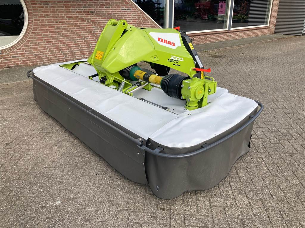 CLAAS Disco 3200 F Move, Mowers, Agriculture