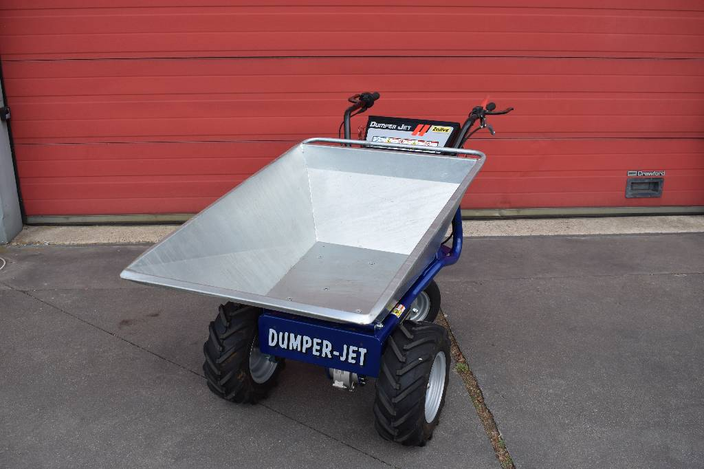 [Other] Zallys dumperjet, Mini Dumpers, Bouw