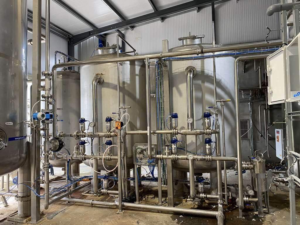 [Other] Della Toffola Water Treatment Plant, Beverages & Vegetable Oil, Extra