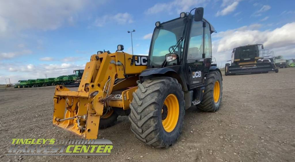 JCB Loadall 541-70, Telehandlers for Agriculture, Agriculture