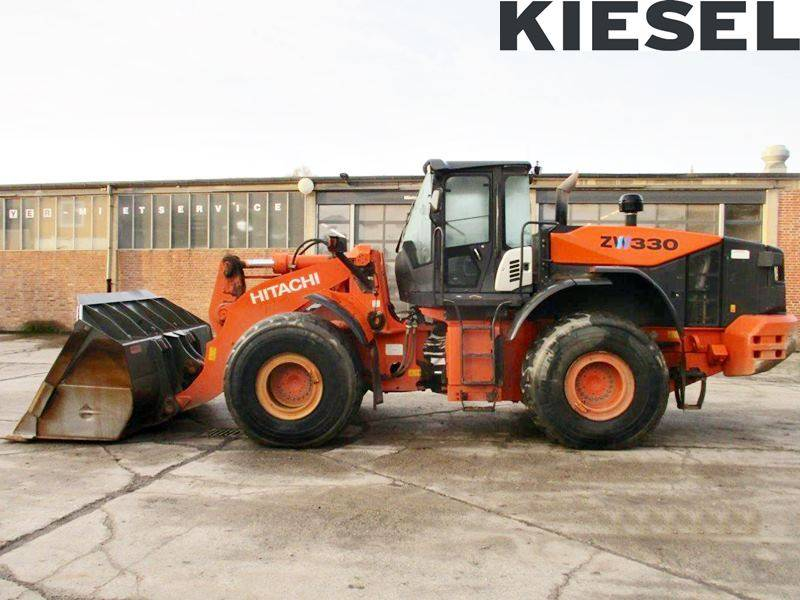 Hitachi ZW 330-5, Wheel Loaders, Construction Equipment