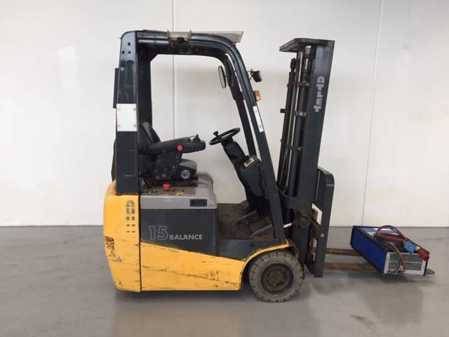 UniCarriers TX-3 15, Electric forklift trucks, Material Handling