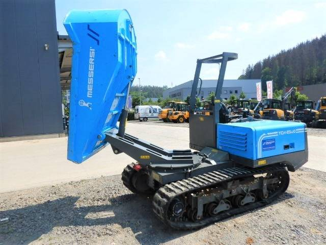 Messersi TCH 2500, Tracked Dumpers, Construction Equipment
