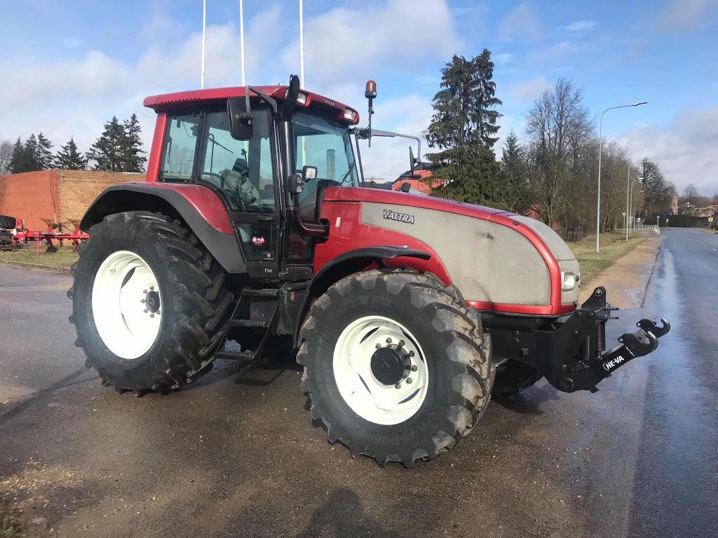 Valtra T150, Traktori, Lauksaimniecība