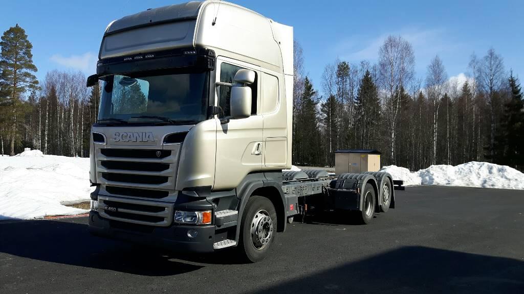 Scania R 450 LB6x2*4, Muut kuorma-autot, Kuljetuskalusto