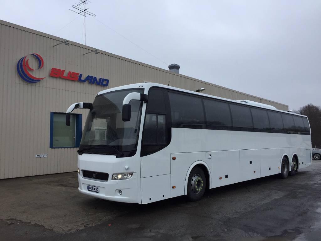Volvo 9700H B11R, Kaugsõidubussid, Transport