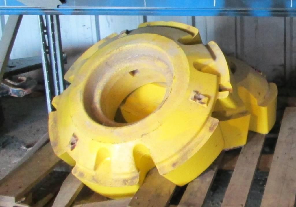 John Deere 645 kg, Autres équipements pour tracteur, Agricole