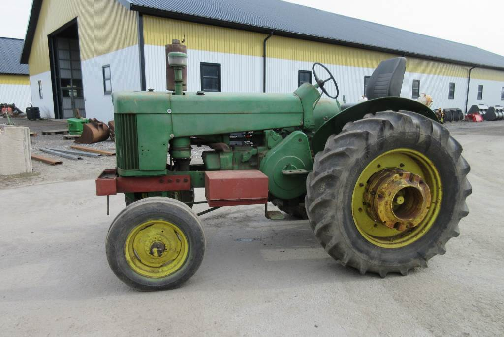 John Deere 730 veterantraktor, Lantbruksmaskiner, Lantbruk