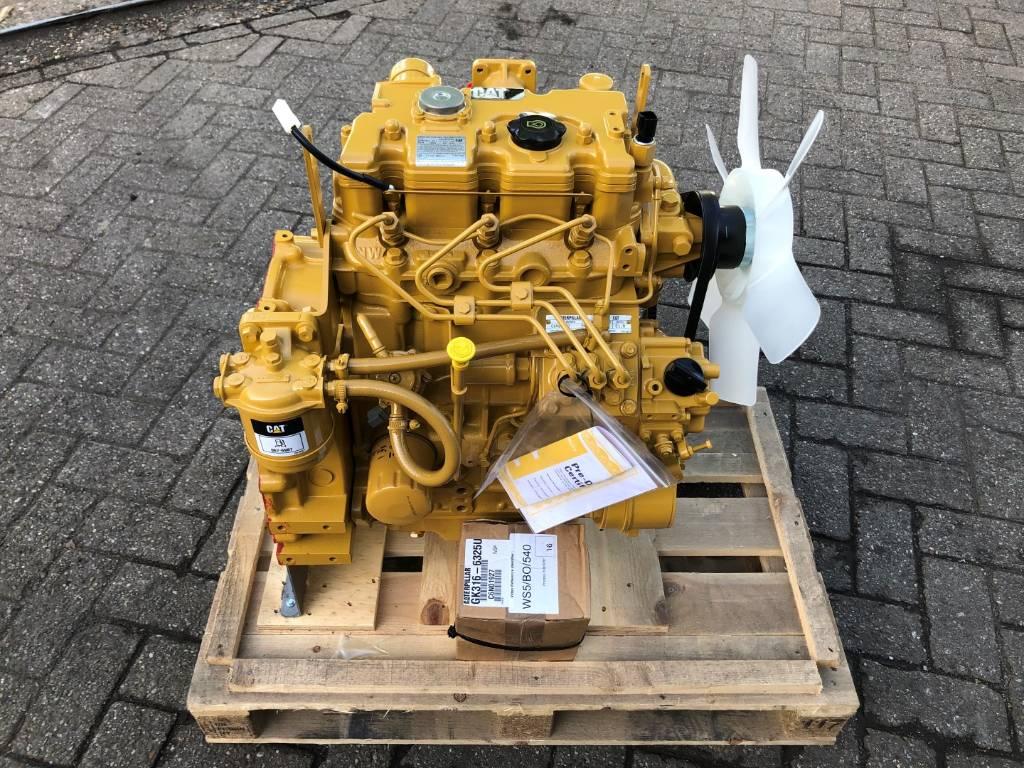 Caterpillar - Surplus C 1.5 - Industrial Engine - 25.1 kW - C6N, Industrial Applications, Construction