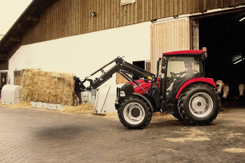 Case IH Farmall 65 A inkl Quicke X2S, Traktorer, Lantbruk