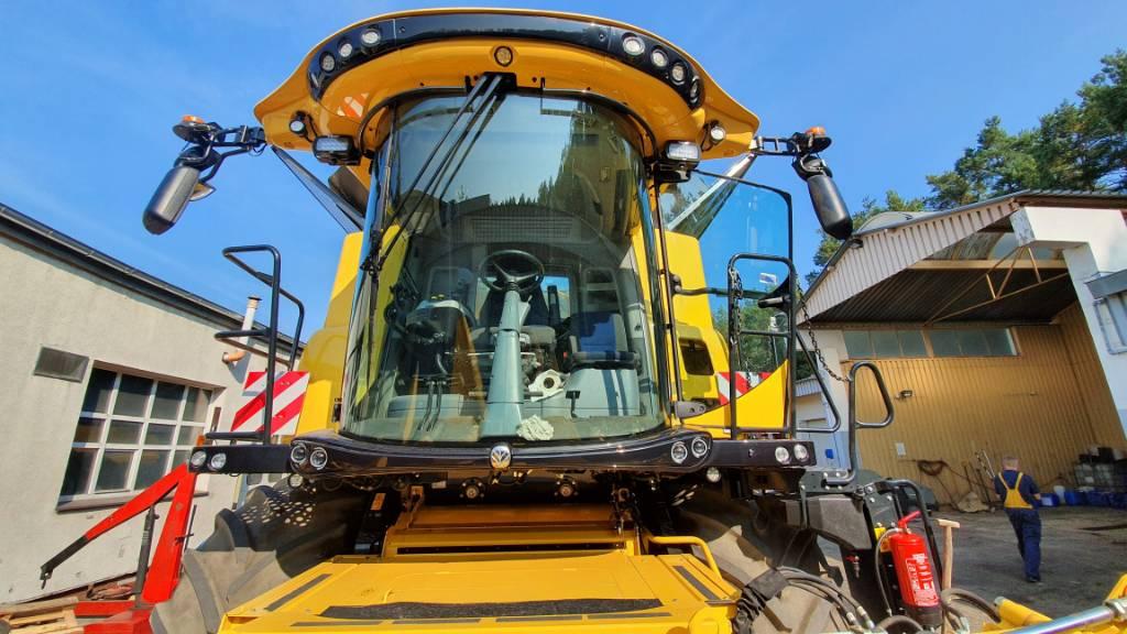 New Holland CR 9.90, Kombajny zbożowe, Maszyny rolnicze