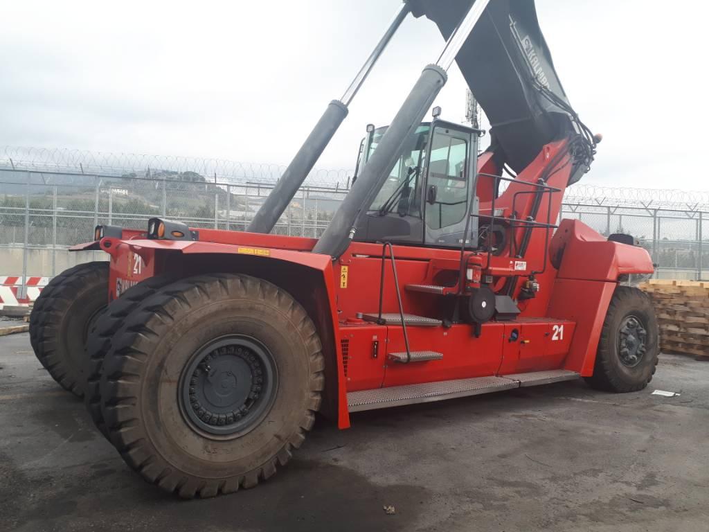 Kalmar DRG45065S5 (21), Container handlers, Material Handling