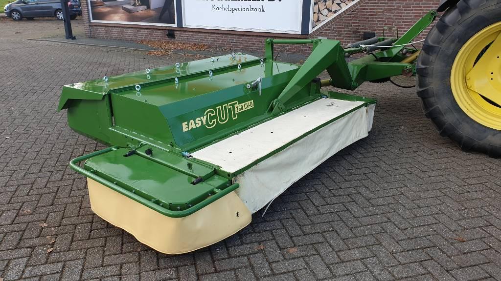Krone Easy Cut 280 CV, Mowers, Agriculture