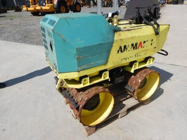 Ammann Rammax 1515 MI, Other rollers, Construction Equipment