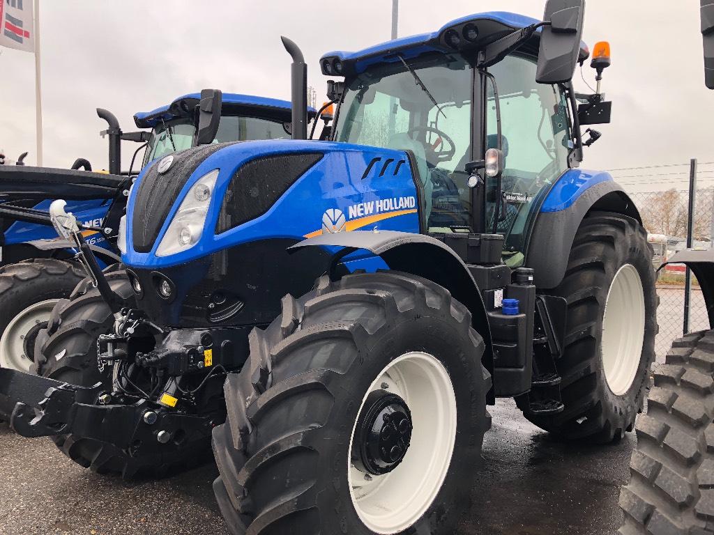 New Holland T7.165S, TG, FL  Omg. lev!! Ny -18, Traktorer, Lantbruk