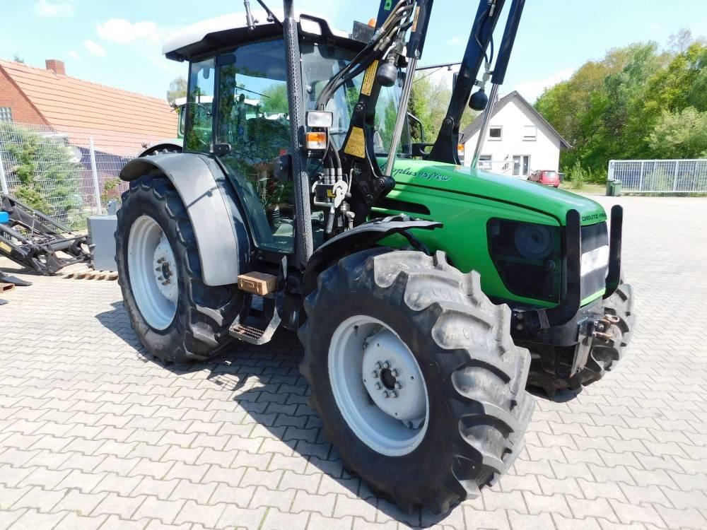 Deutz-Fahr AGROPLUS 95 Allrad Traktor