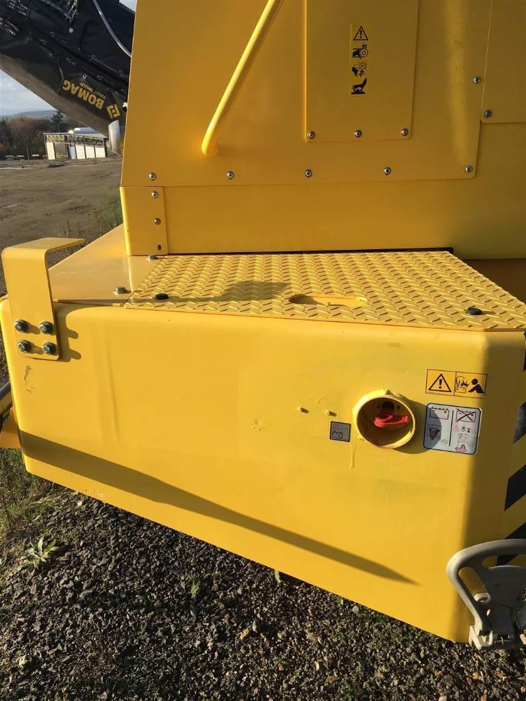 BOMAG RS 360, Stabilisierer/Recycler, Baumaschinen