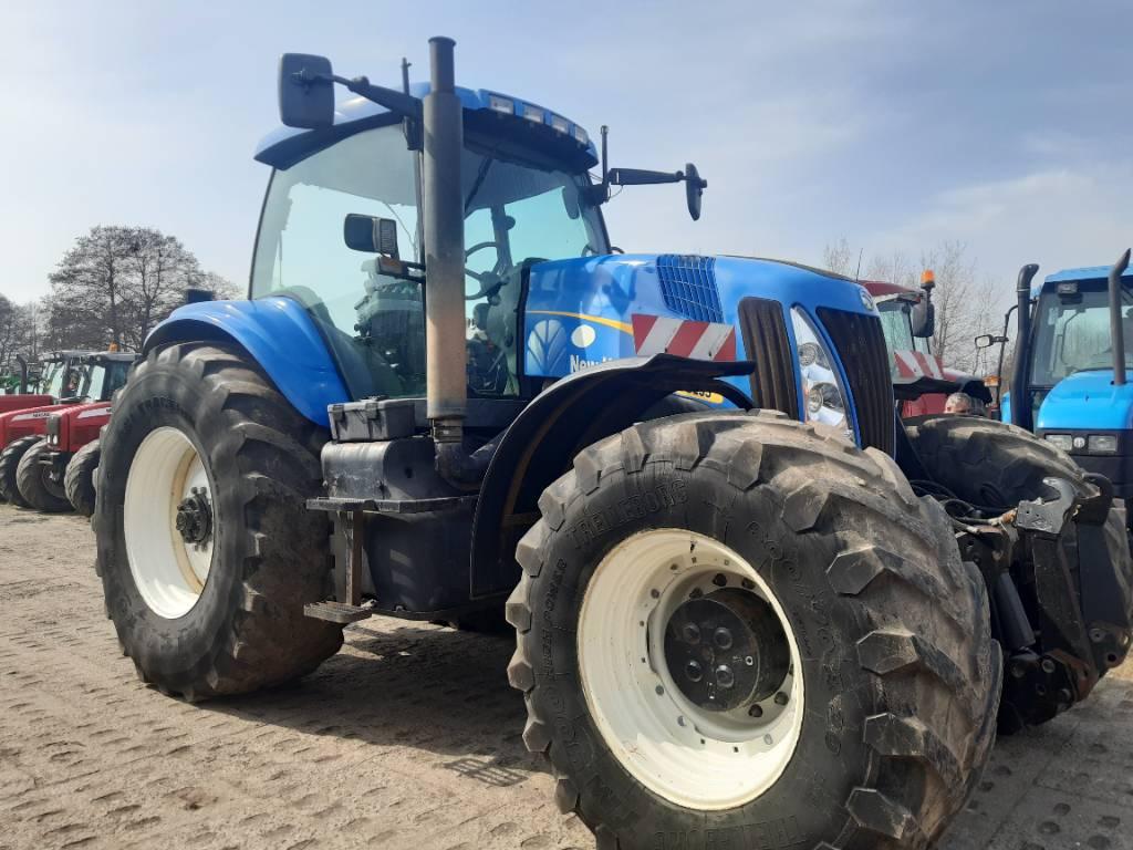 New Holland TG 255, Traktory, Maszyny rolnicze