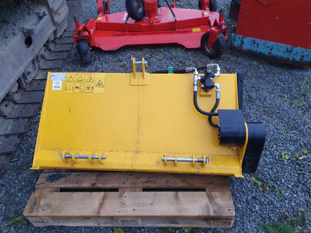 Optimal sandspridare SP-250, Övriga grönytemaskiner, Grönytemaskiner