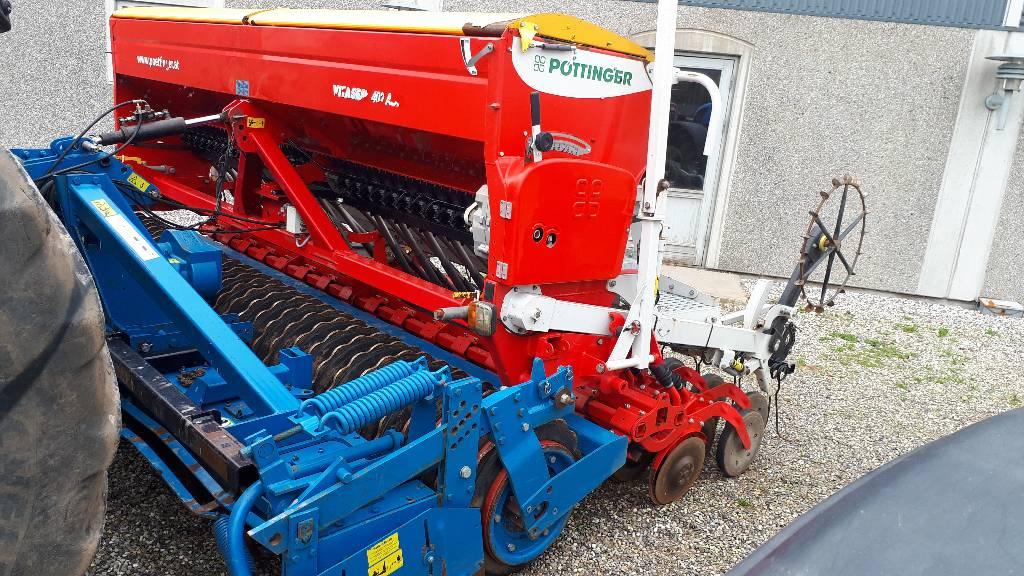 Pöttinger VITASEM 402ADD, Såmaskine, Landbrug