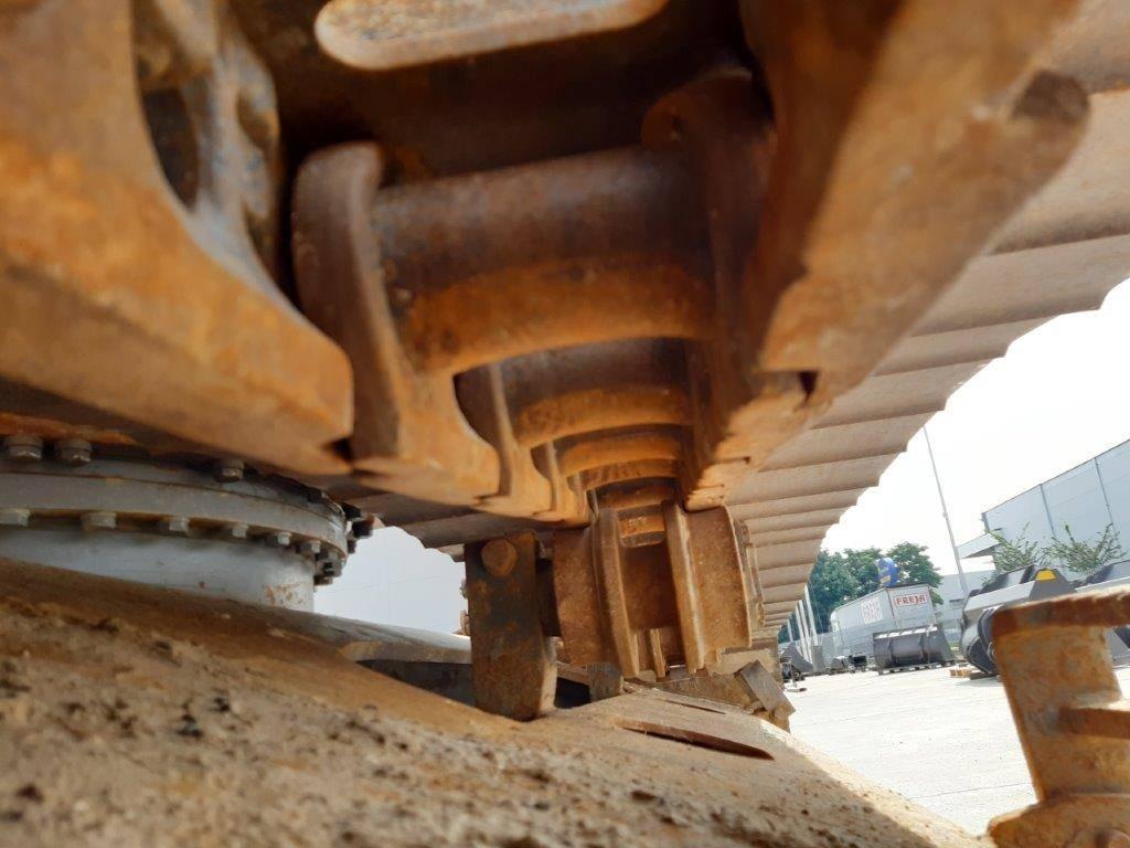 Volvo EC300DL, Crawler Excavators, Construction Equipment