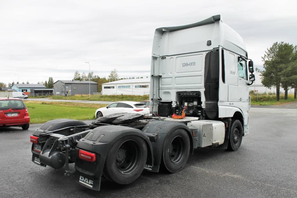 DAF XF530 FTS 6x2, Vetopöytäautot, Kuljetuskalusto