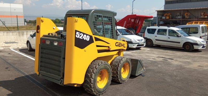 Gehl 5240, Compact Wheel Loaders, Construction Equipment