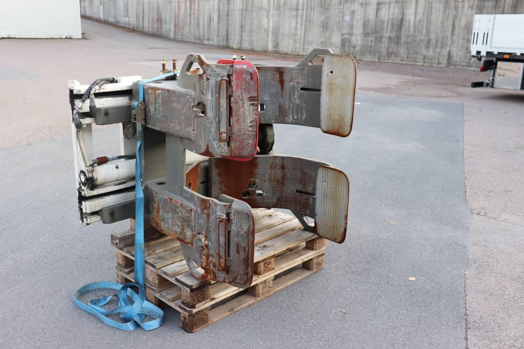 Auramo BA-45-RJ, Roll clamps, Material Handling