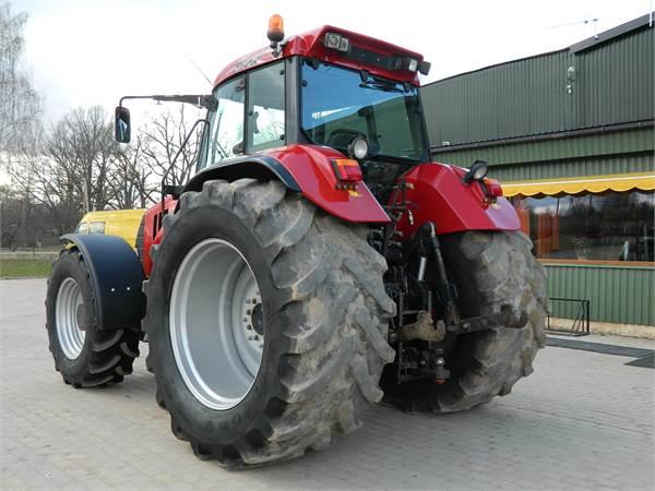 Case CVX170, Traktori, Lauksaimniecība