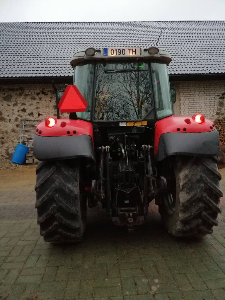 Massey Ferguson 5455, Traktorid, Põllumajandus