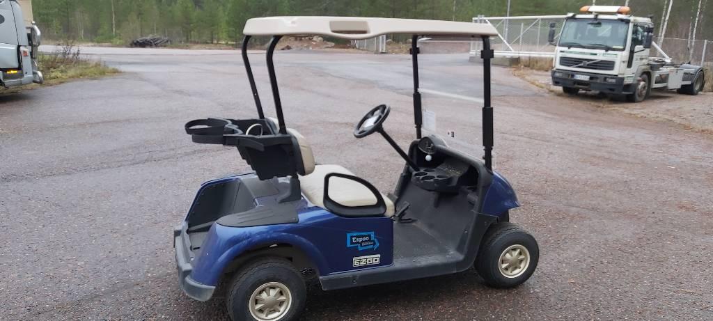 Ezgo RXV, Golfautot, Ympäristökoneet